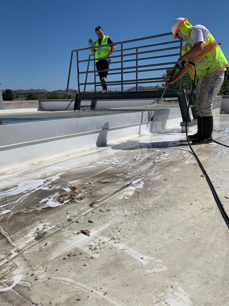 Our Certified Applicators can provide technical knowledge for commercial roofing projects of any size in the building and construction industry.