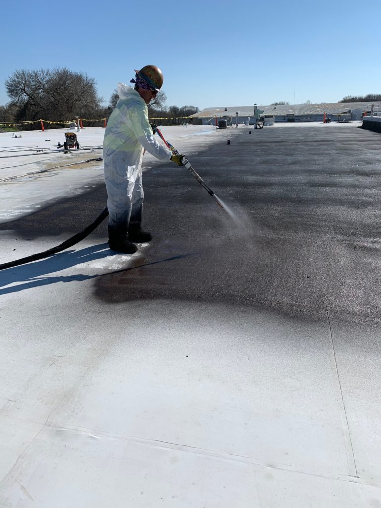 Roof Restoration vs Roof Replacement in commercial roofing is one of the most frequently asked questions amongst Roofing Contractors.