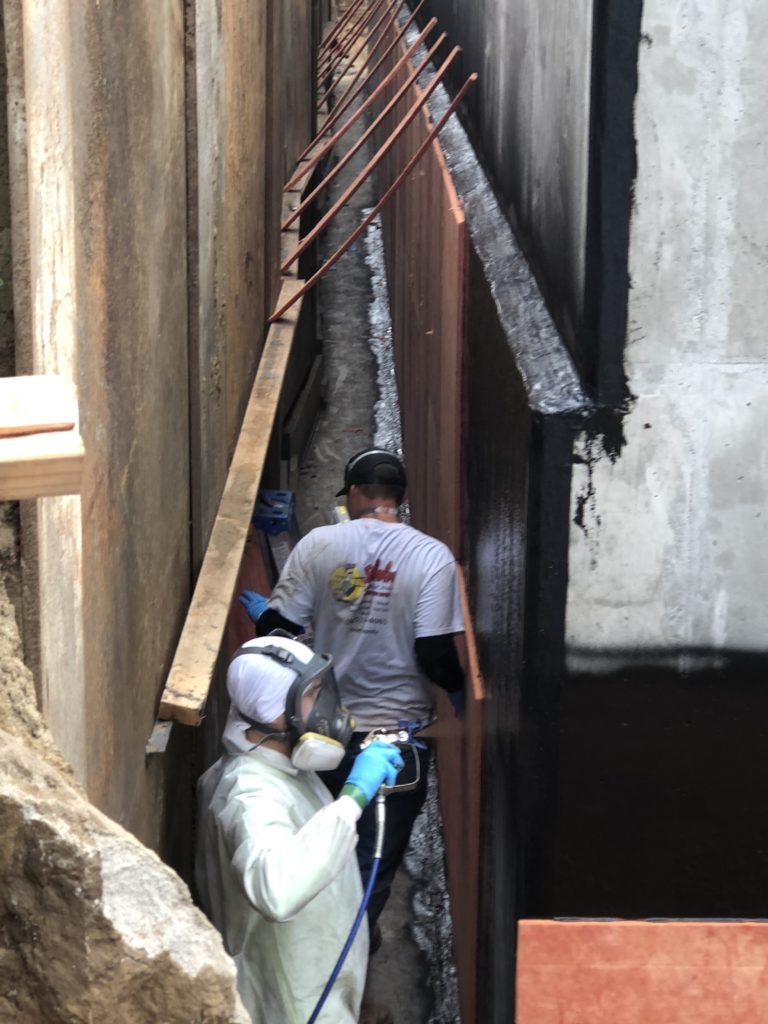 Importance of Below-Grade Waterproofing