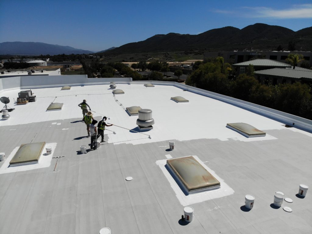 Reasons to Restore a Commercial Roof