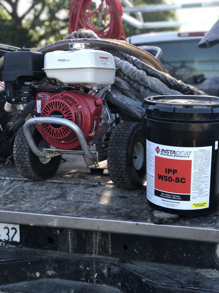 IPP Spray Equipment - Work Smart Not Hard